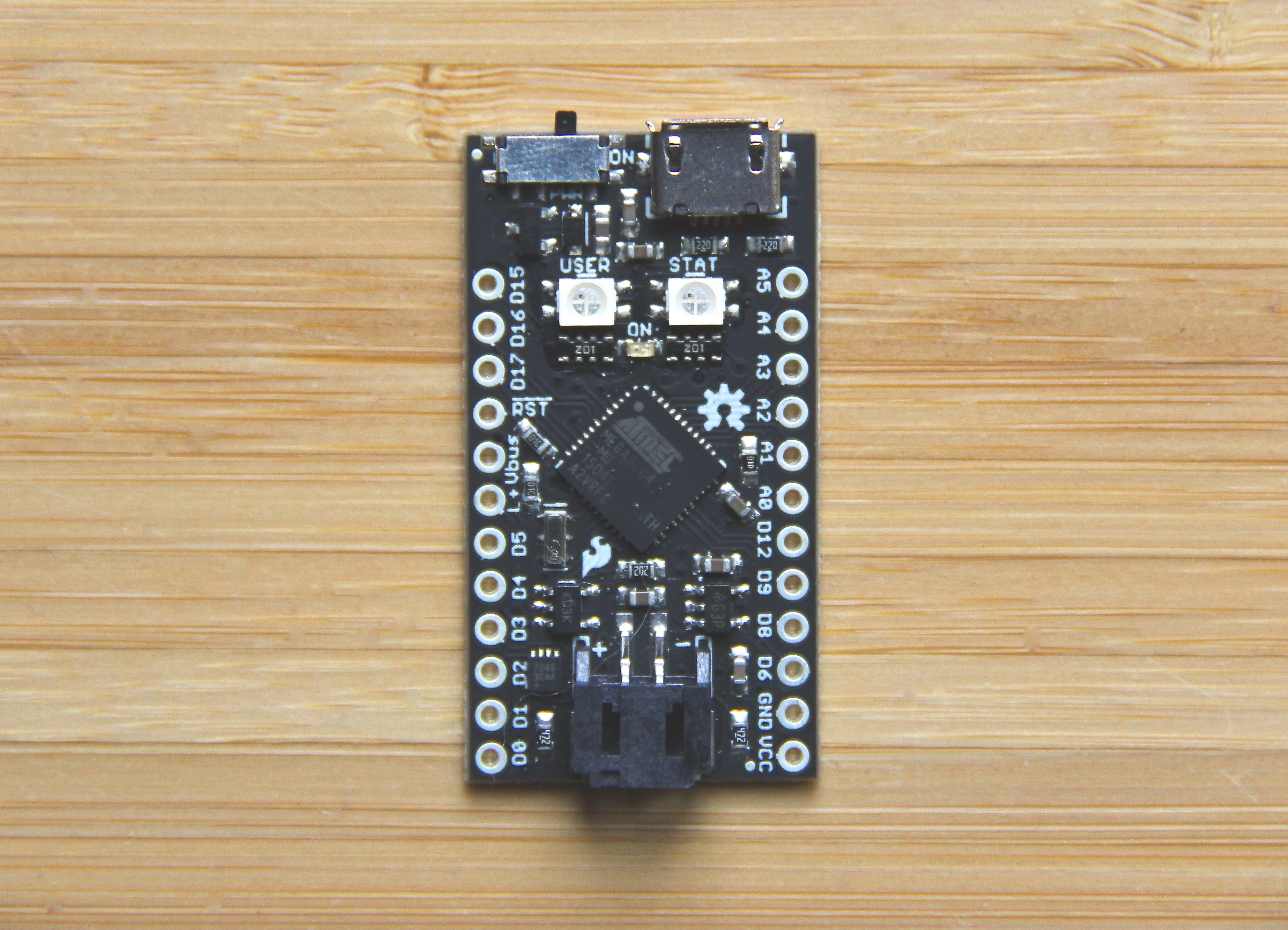 Qduino Mini Quickstart Guide
