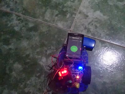 Smartphone Minesweeper only by Arduino and 1Sheeld
