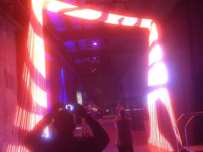 PixelPusher Archway