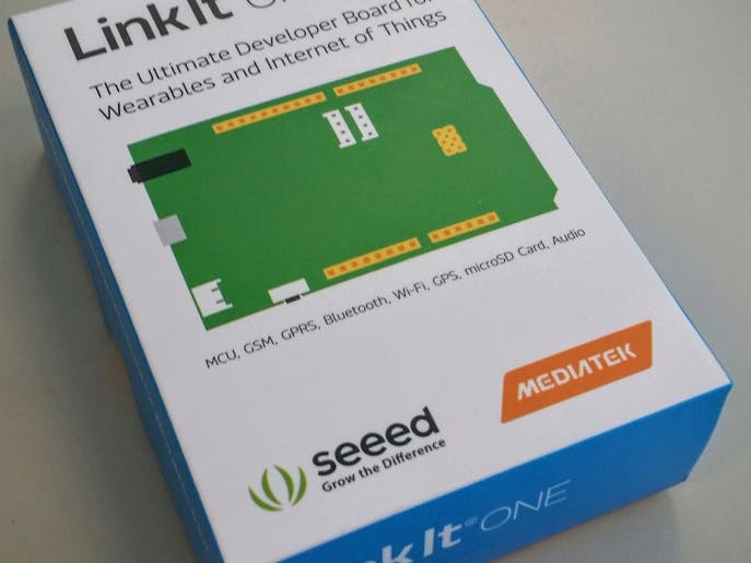 Unboxing the LinkItONE