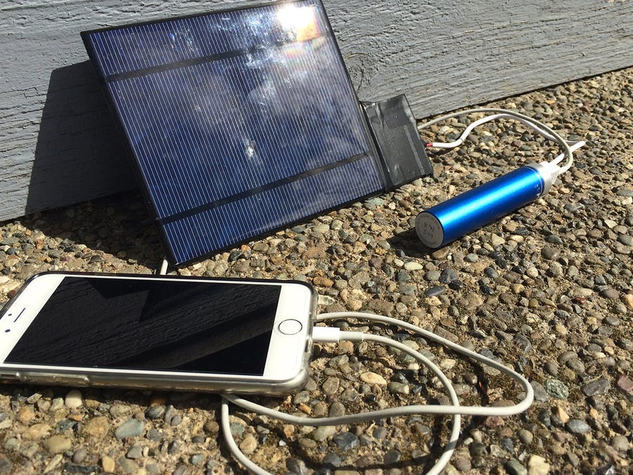 Light at the End of Your Battery Life