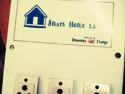 DIY Home of the Future (Smart Home using Raspberry Pi)