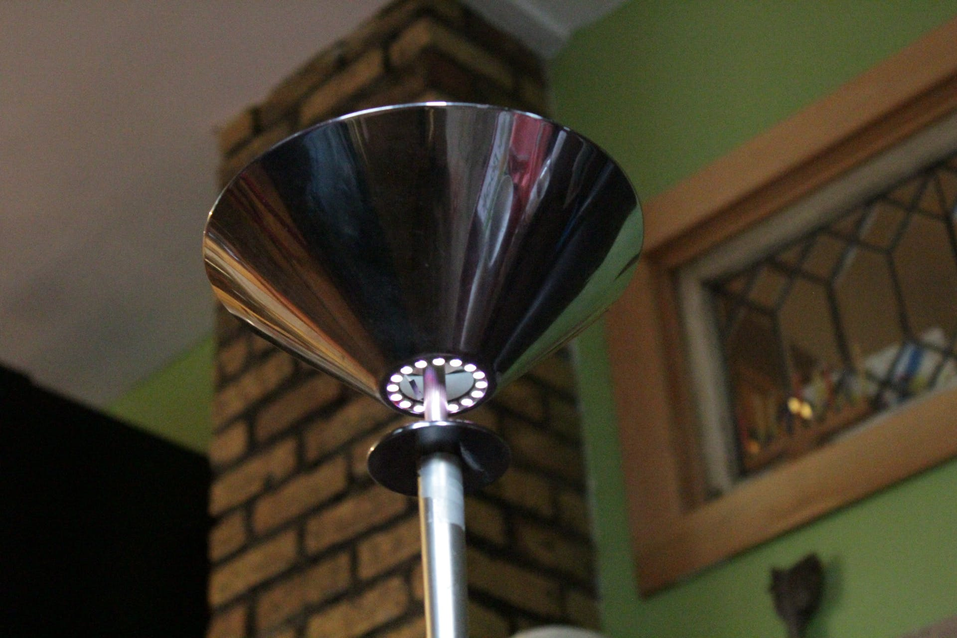 The Torch, A Spark Powered Lamp