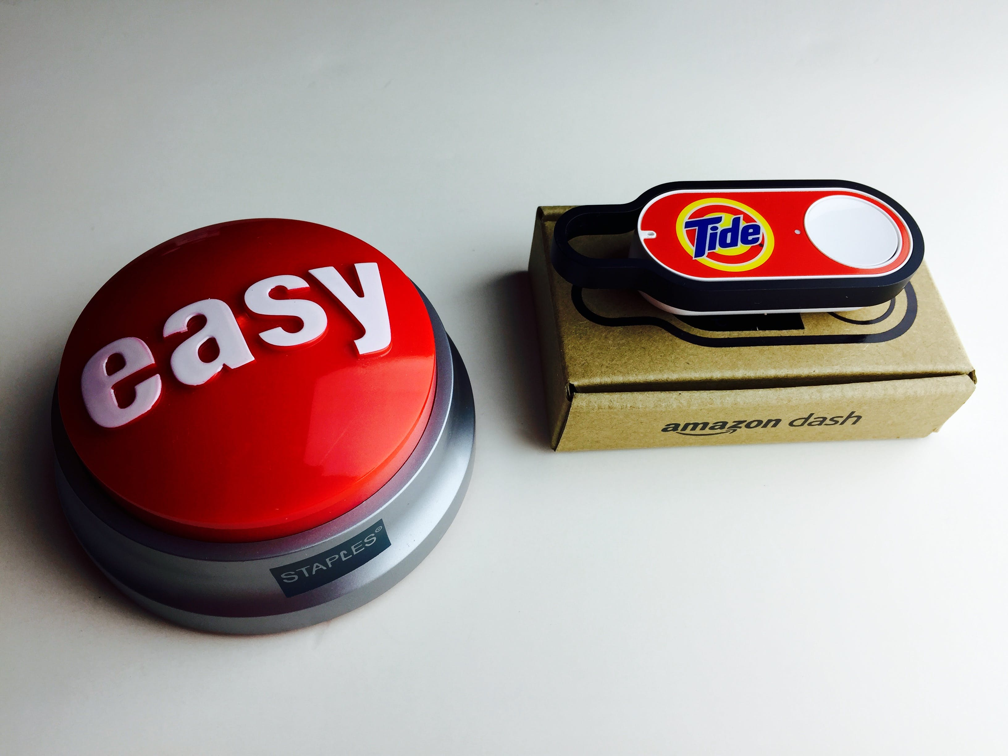 ESP8266 IFTTT Easy Button