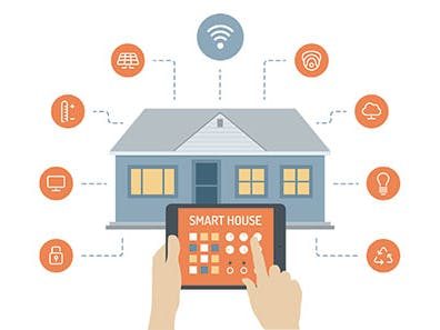 smart home using iot