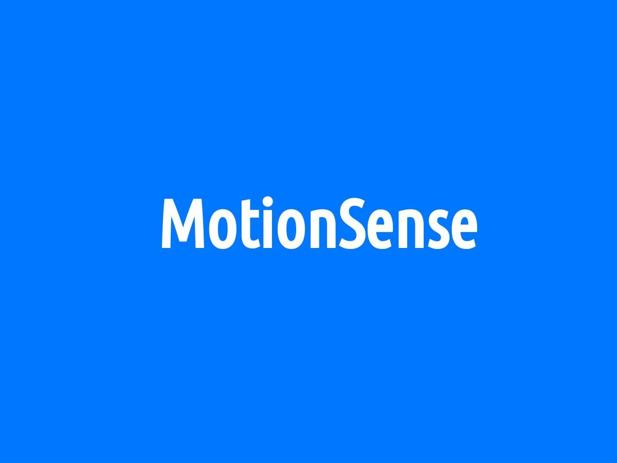 MotionSense