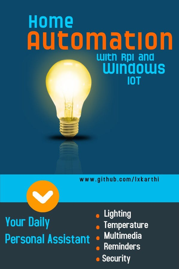 Home Automation with Rpi & Wifi
