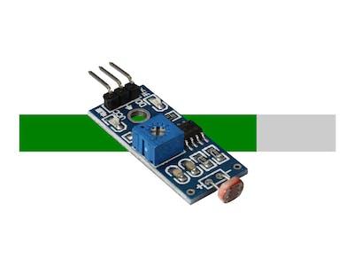 Light Sensor with UI HOL