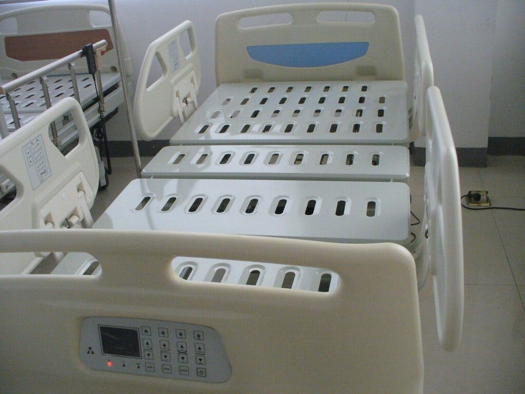 The Smart Hospital Bed