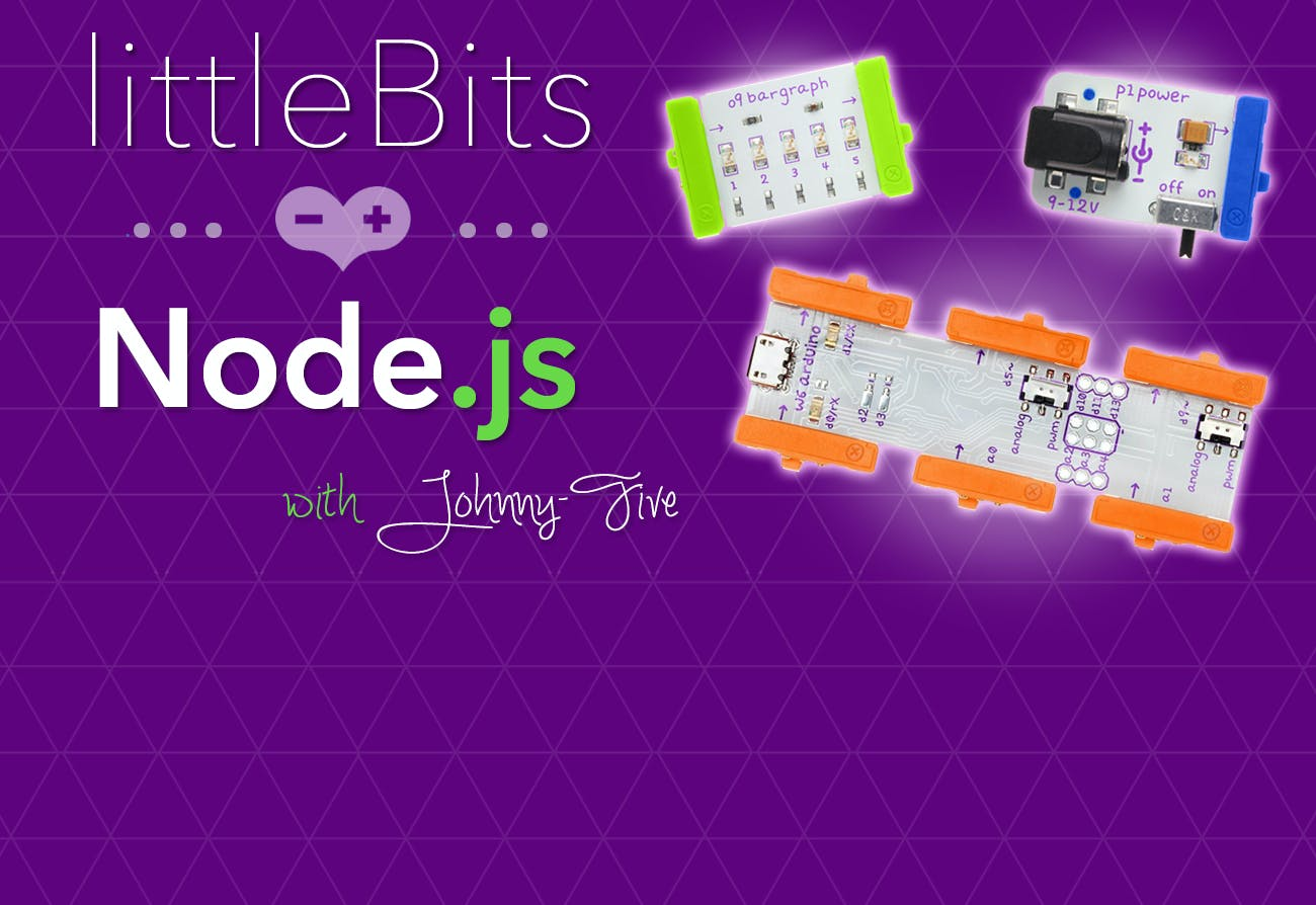 Triggering littleBits w/ Node.js Using Johnny-Five