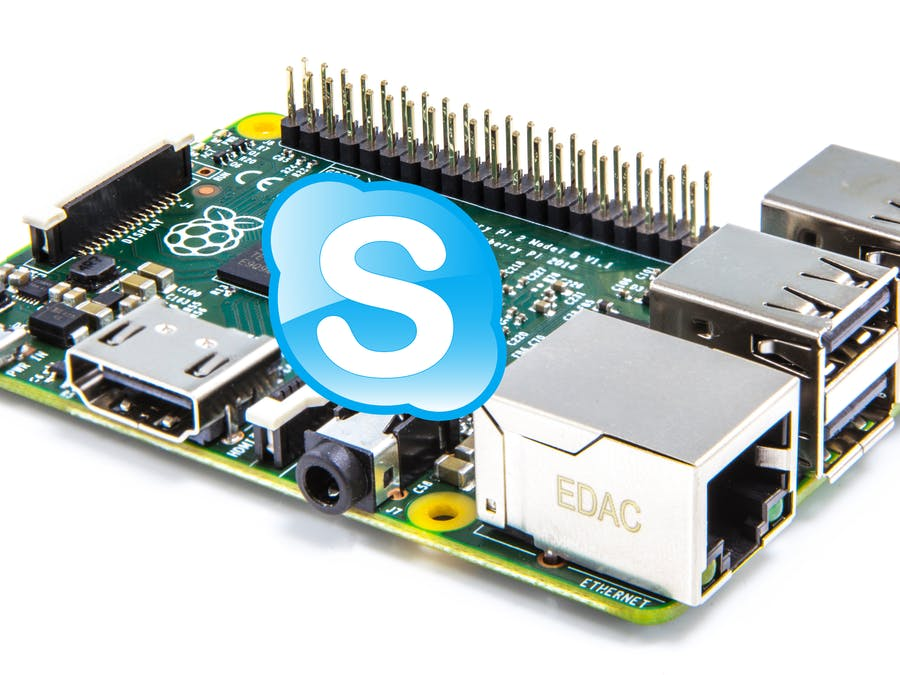 Pi Skype Monitor
