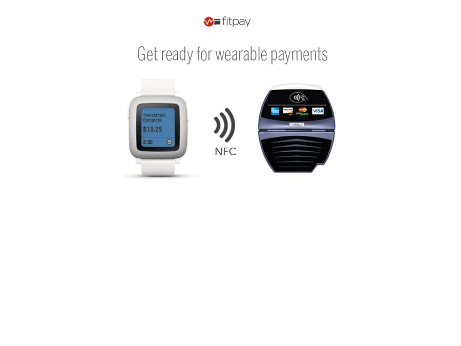 Pebble Smartstrap: NFC Payments