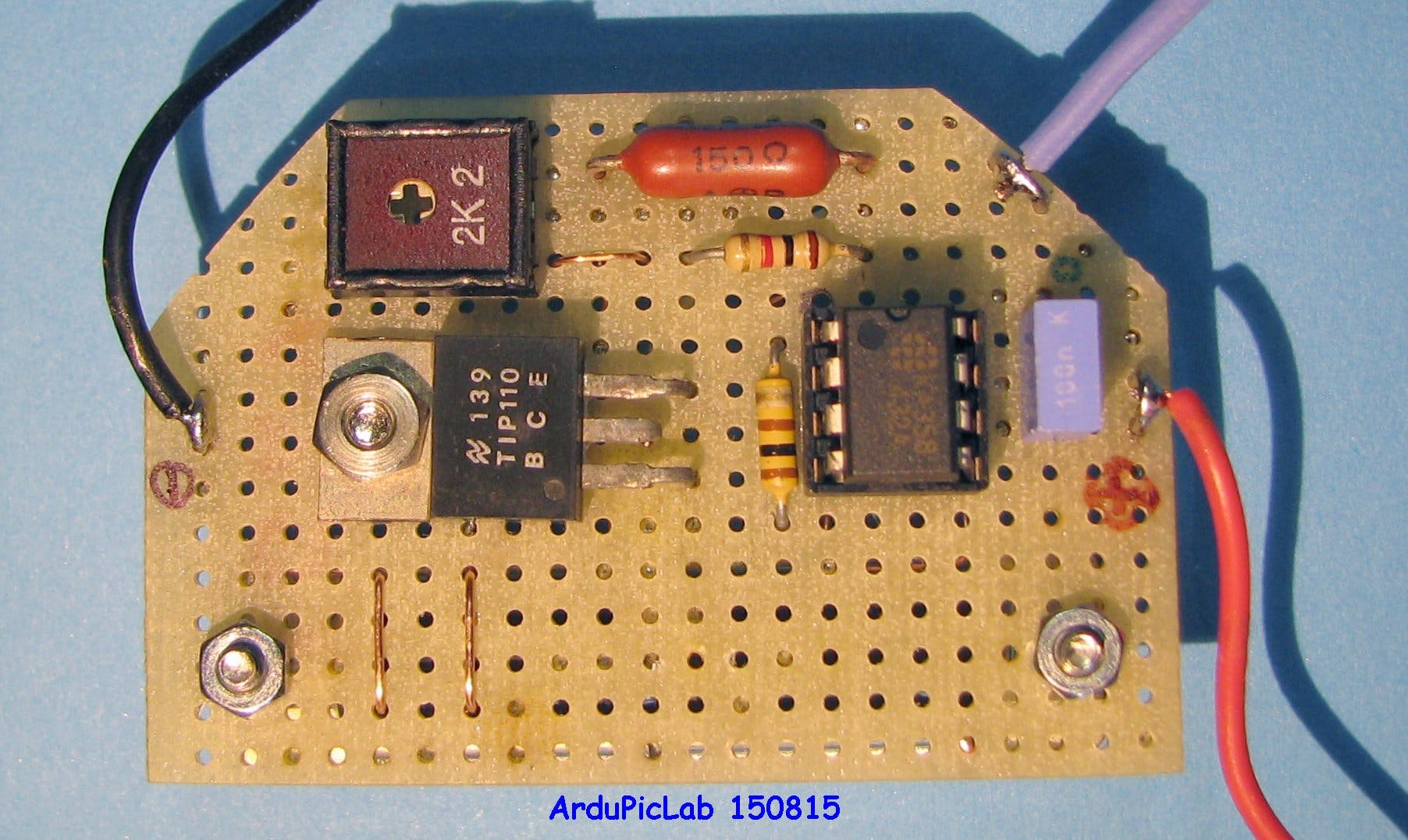 4-20 mA current output for Arduino Due