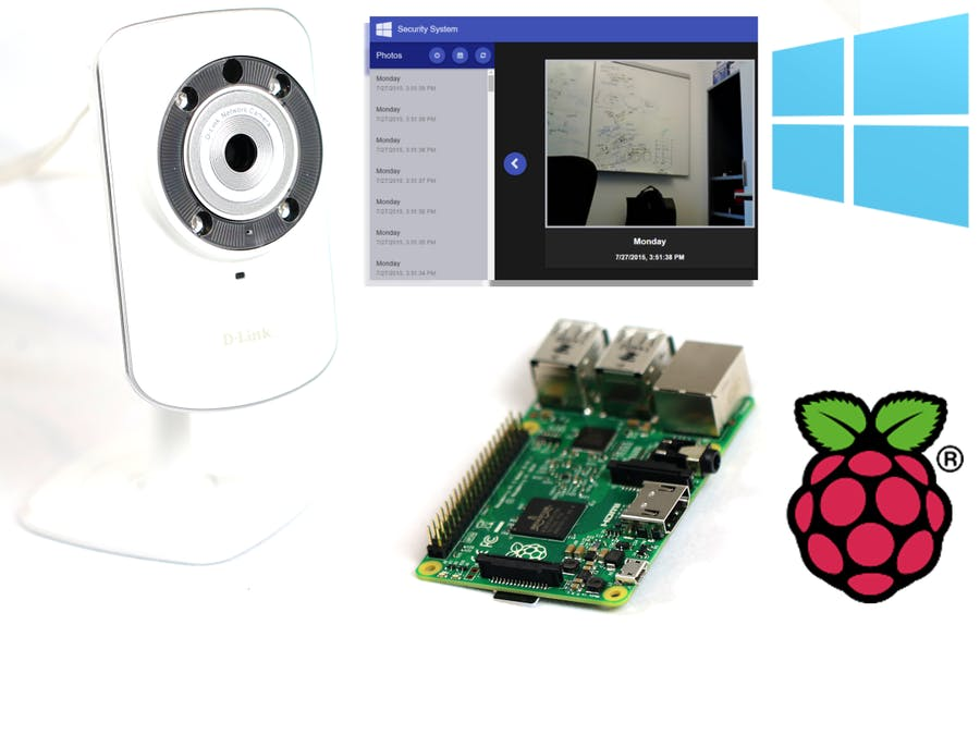 Security Camera add-on for Azure storage