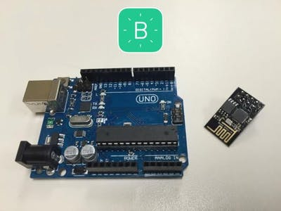 Connect to Blynk using ESP8266 as Arduino Uno wifi shield
