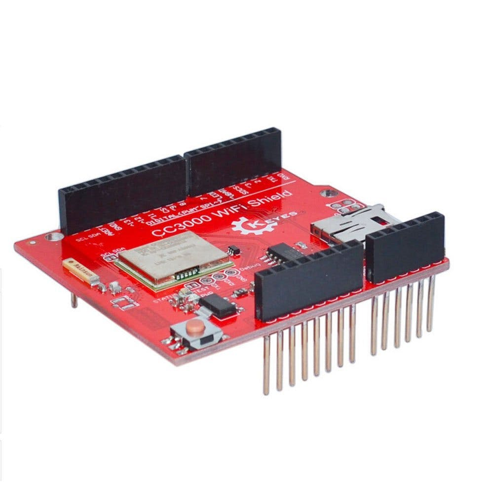 DIYmall CC3000 Wifi Shield