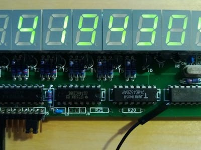 Cheap Frequency Counter based on MSP430