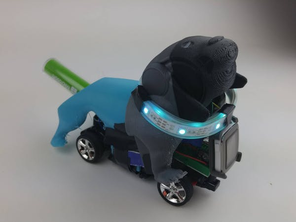 Pebble pup arduino project hub