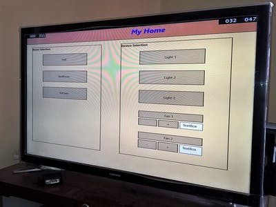 Home Automation TV