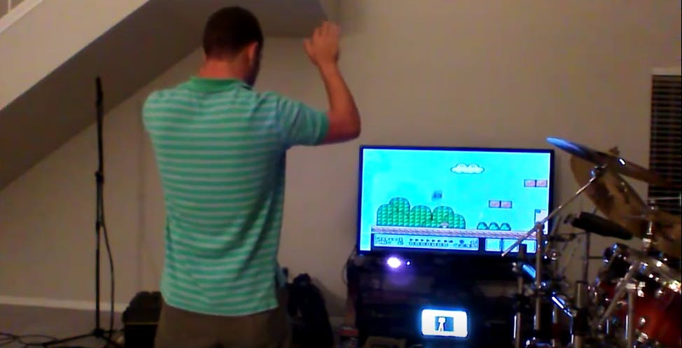 Kinect4NES – Control your classic NES with Kinect V2