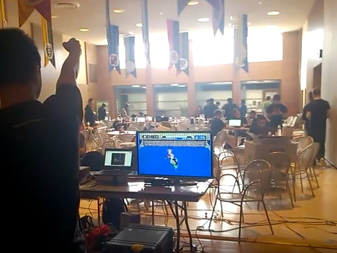 Training Kinect4NES to Control Mike Tyson's Punch-Out!