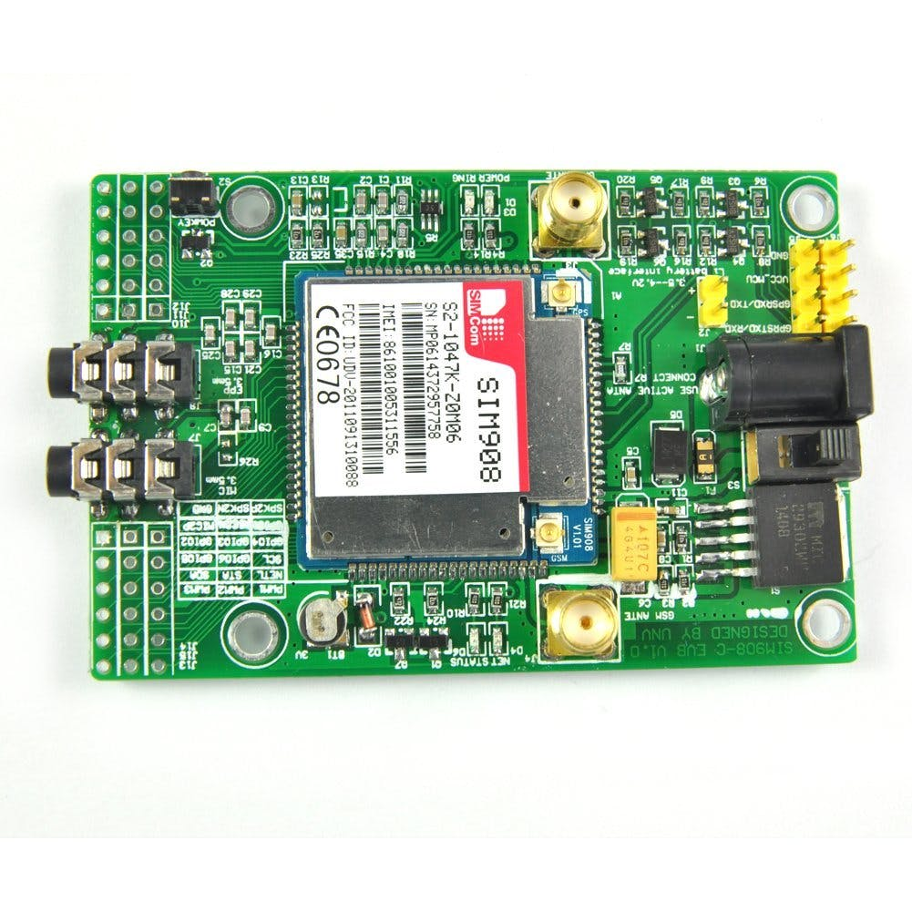 DIYmall GPRS/GPS SIM908 Module - NMEA Data