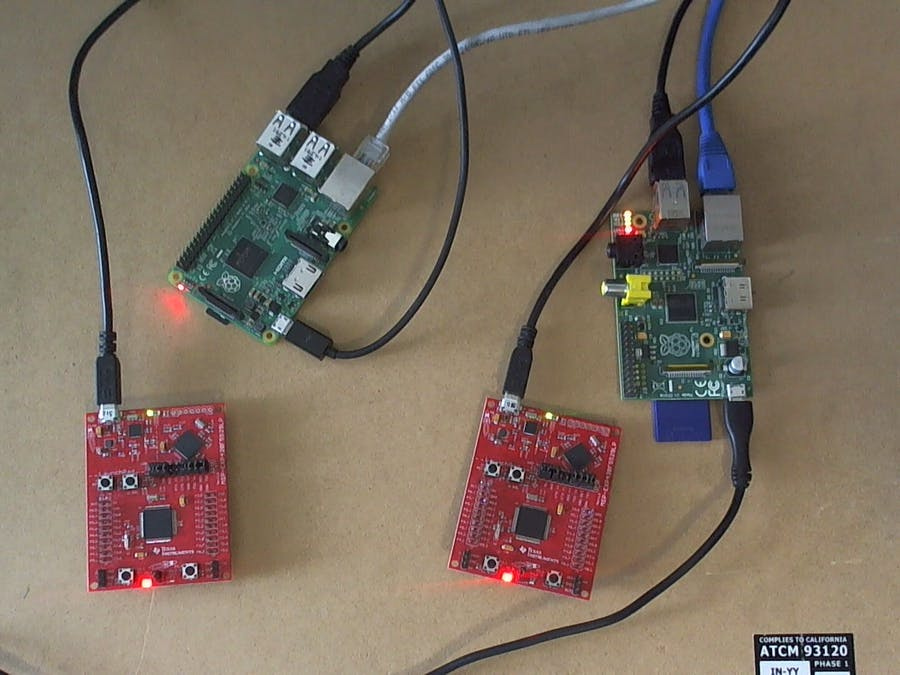 Automated Deployment of MSP430 Firmware