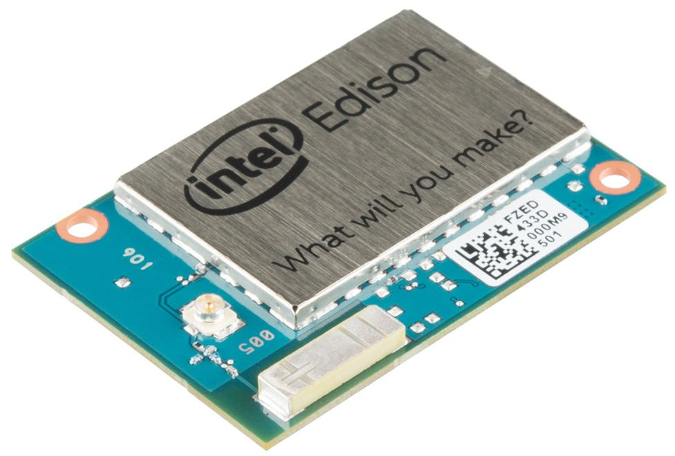 Introduction to Intel Edison