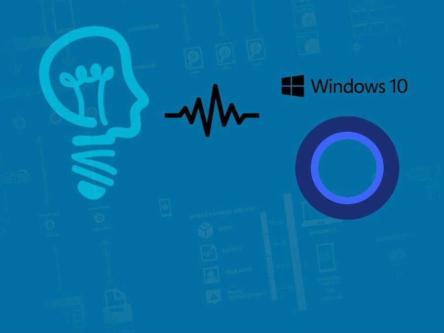Hi Remote, meet Cortana and Windows 10 IoT
