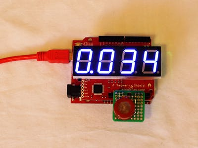 DIY Breathalyzer