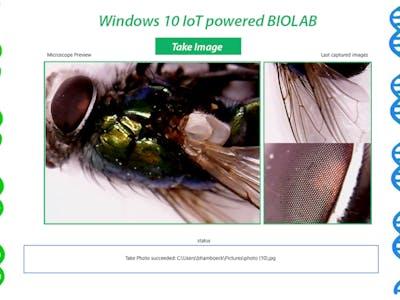 Windows 10 IoT - Raspberry Pi Laboratory