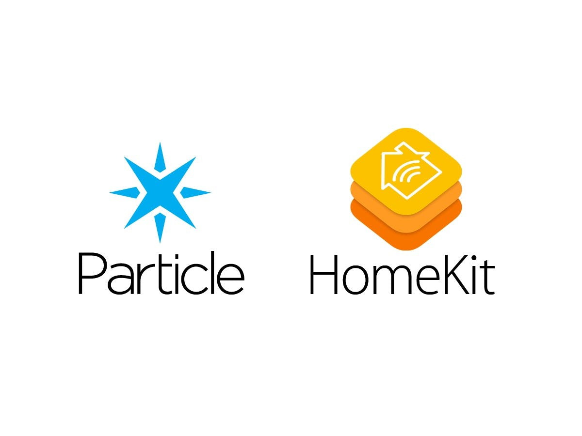 HomeKit and Particle Photon