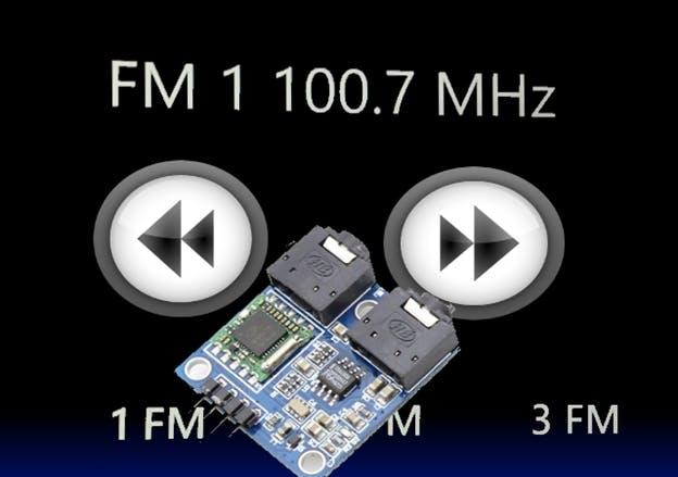 FM Radio TEA5767