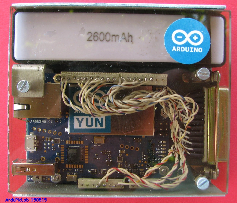 A very simple way to power Arduino