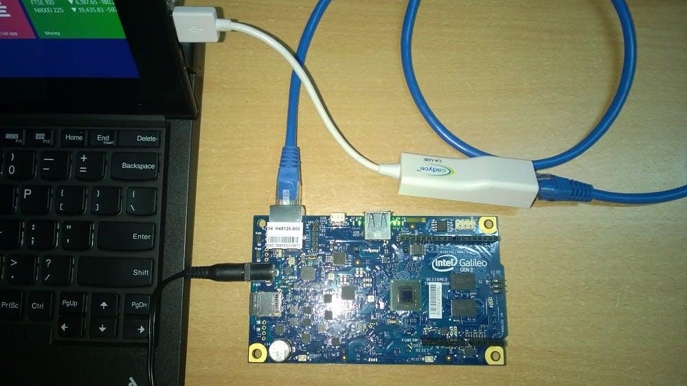 Windows IoT with Intel Galileo