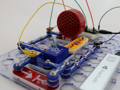 Snap Circuits® - Internet Music