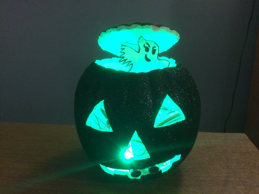 Animated Pumpkin