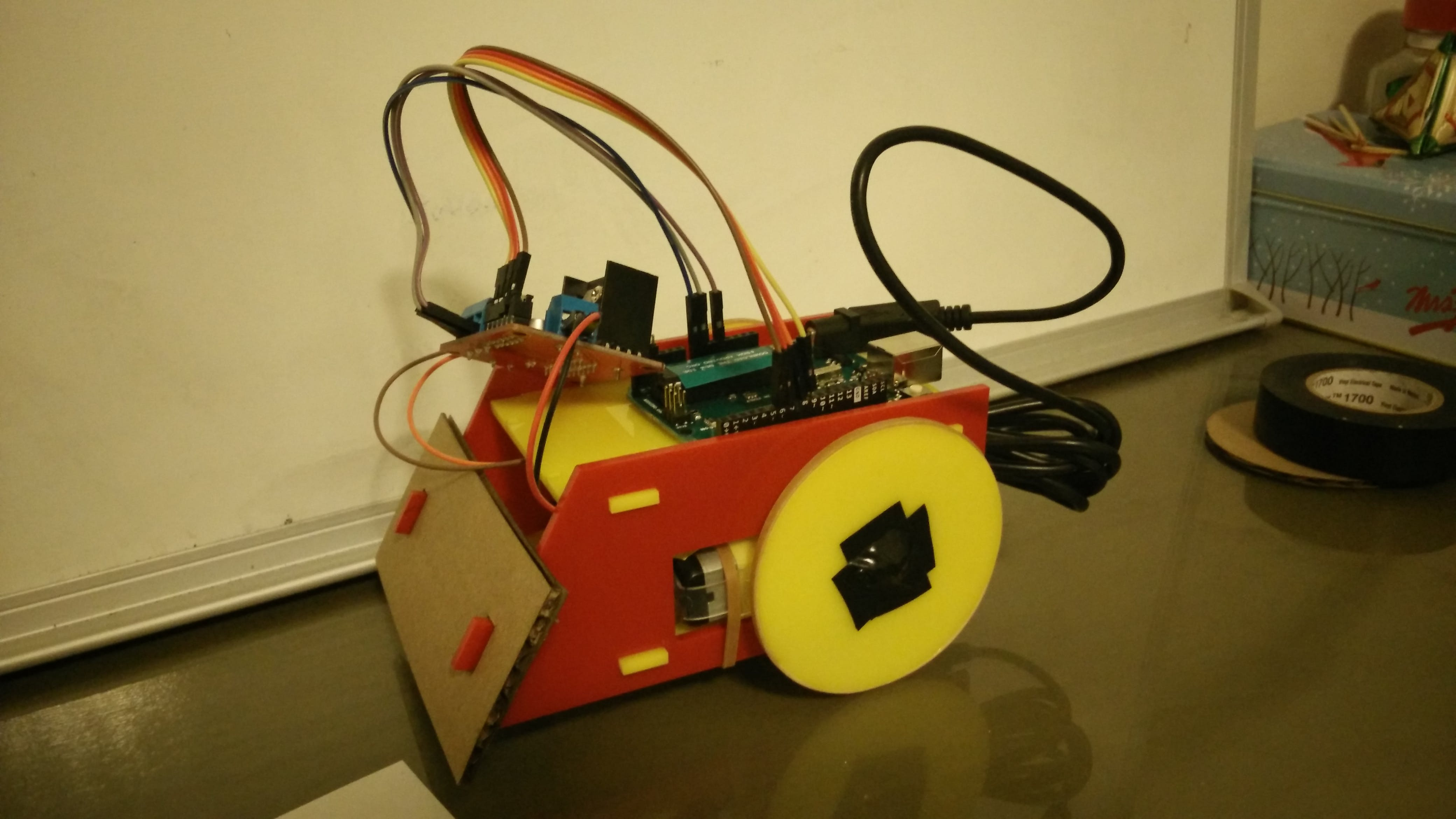 Remote-Controlled Car (Pt 2): Basic Functionality