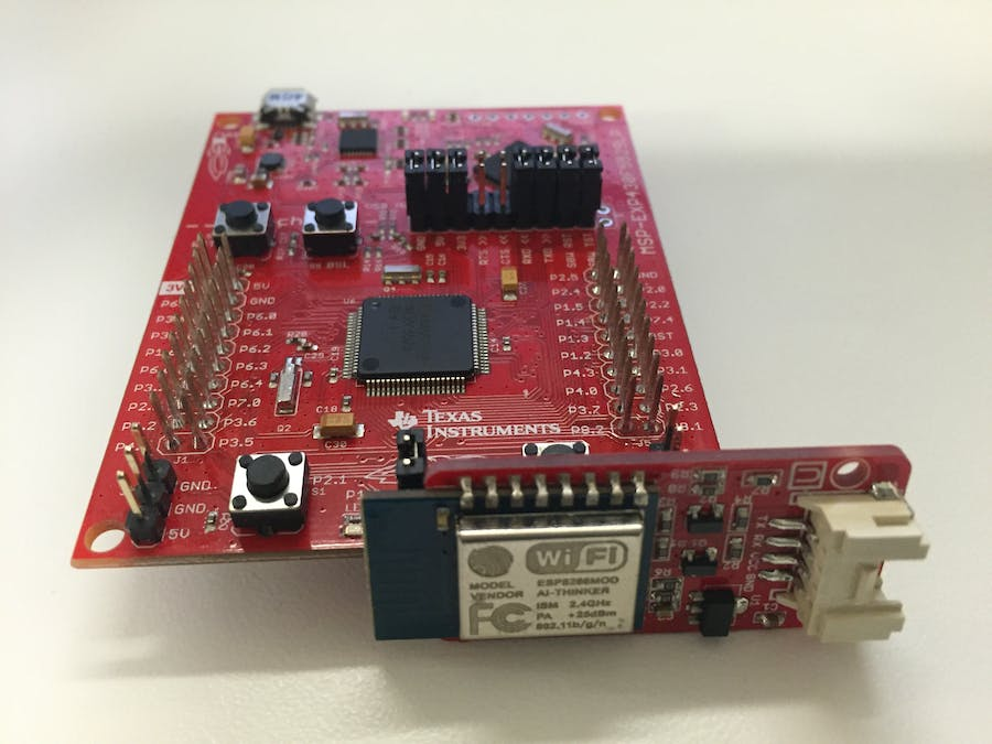$20 WiFi Connected Hardware Solution with ESP8266