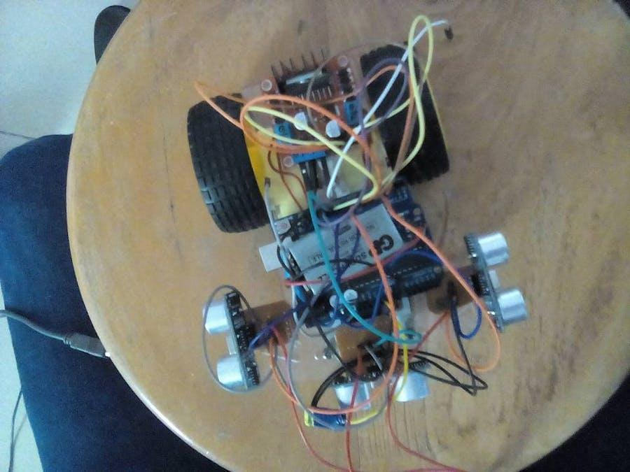 Maze Runner - Arduino Project Hub