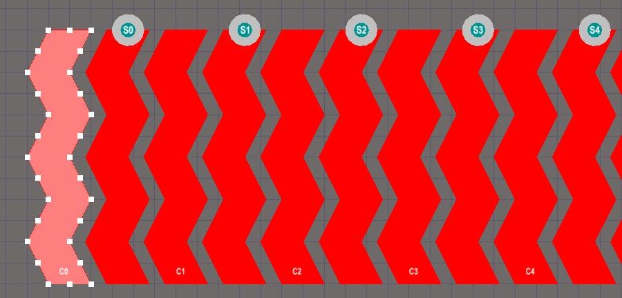 PSoC 4 : Making a 8 Pin Cap Slider for CY8CKIT-049 4200 Kit