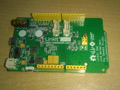 Pointing The Spotlight On LinkIt ONE