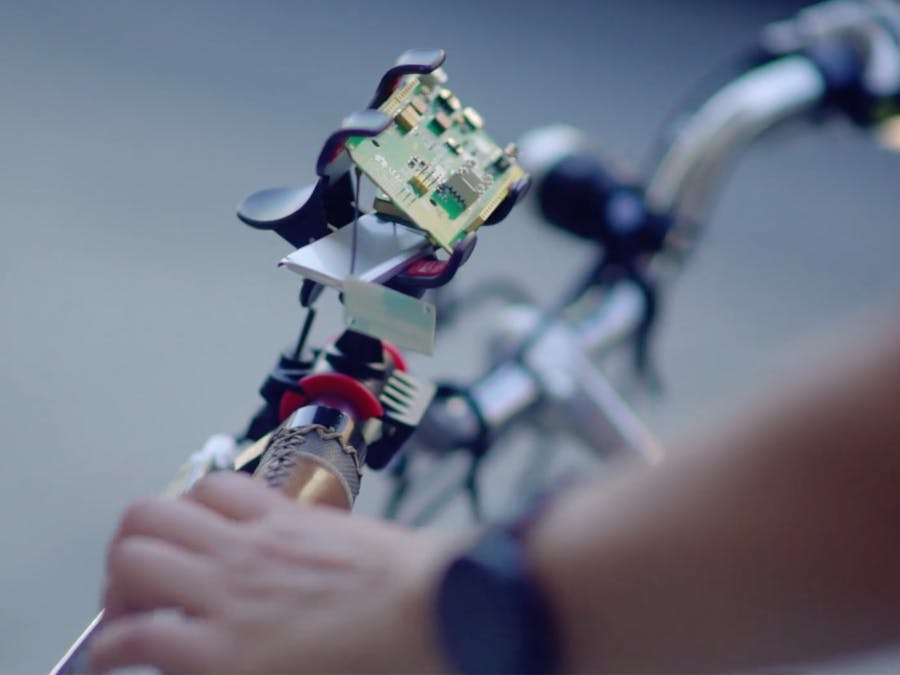 Build a Realtime Bicycle Location Tracking Map App