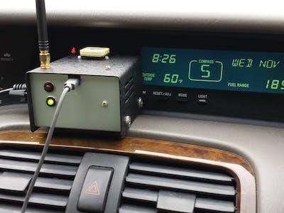 CarPal! Your automobile's OBD-II dashboard buddy