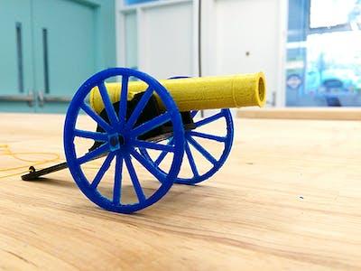 California Victory Cannon