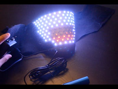 Awesome LED Mask