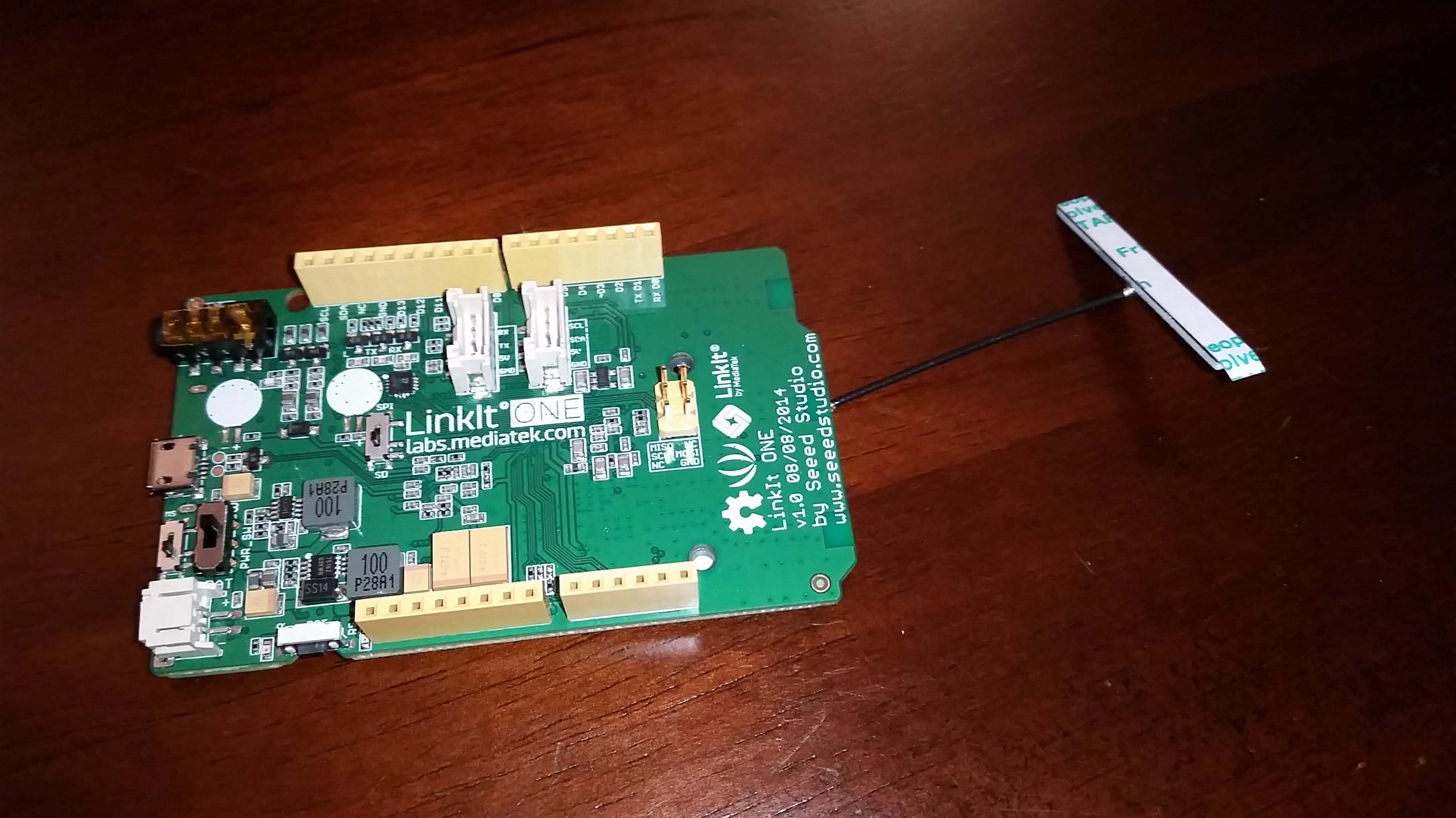 Wireless Environment Station for Internet of Things