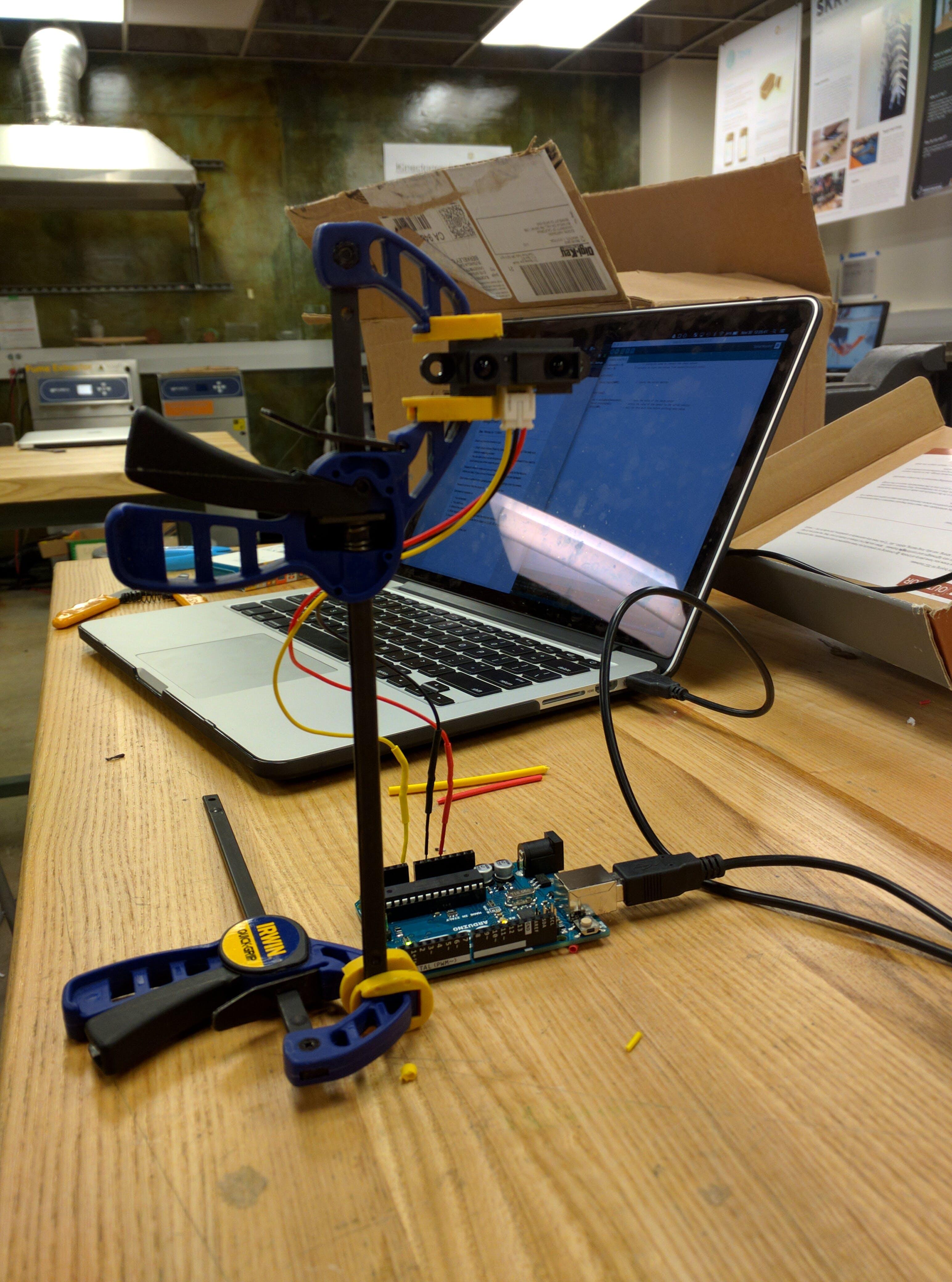 Distance Measuring Sensor