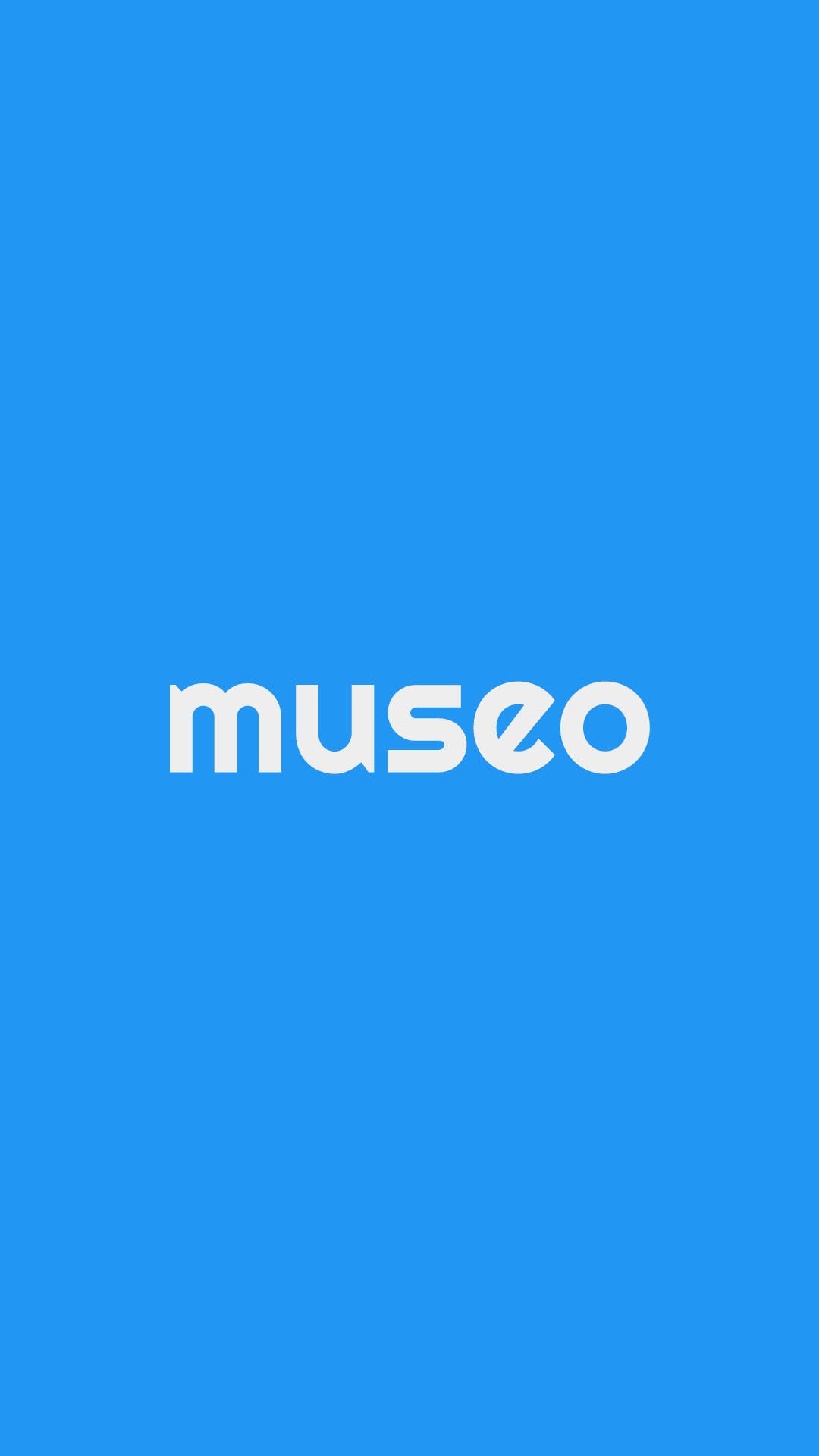 MUSEO - Skeleton Android Prototype