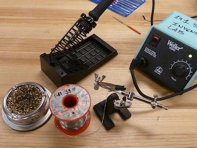 Intro to Soldering & Debouncing